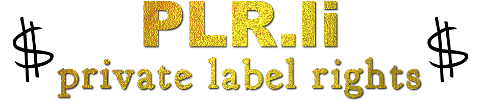plr.li - Use Private Label Rights (PLR) to your success